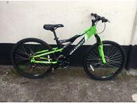 GENTS APOLLO GRADIENT MOUNTAIN BIKE