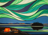 Art Exhibition-Naturescapes by Monica Morrill