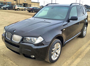 2007 BMW X3 3.0si (Sport Package)