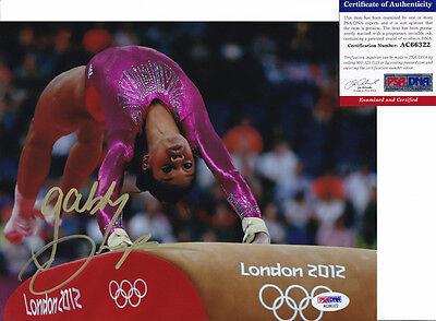 Gabrielle Gabby Douglas Rio Olympics Signed Autograph 8X10 Photo Psa Dna Coa  3