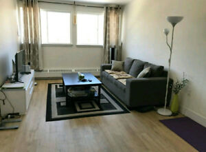 Sublet for August