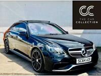 2015 Mercedes-Benz E Class E63 AMG Auto Saloon Petrol Automatic
