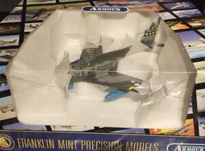 Diecast Military Aircraft North American F-86F Sabre USAF 1:48
