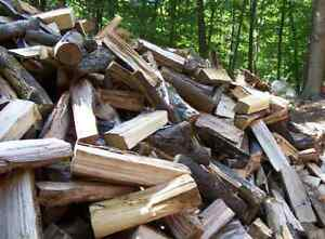 Cord of Seasonal Wood - Delivered for $330