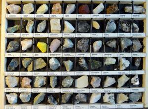 Collection de Cristaux et Minéraux