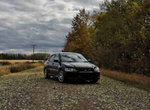 2002 mitsubishi evolution 7
