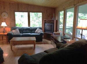 Cozy 4 Season Cottage for Rent