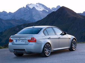 2008 or Newer BMW M3 Sedan or Coupe! (NO ACCIDENTS)