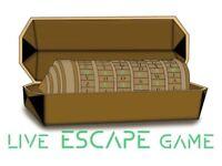 Escape game business for sale