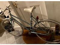 Vintage Raleigh bike for sale!