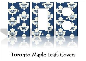 Toronto Maple Leafs Light Switch Covers Hockey NHL Home Decor Outlet