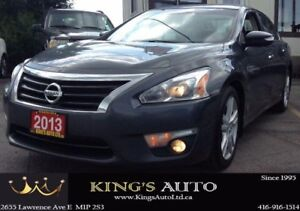 2013 Nissan Altima SL, NAVI, BACK-UP CAM, SUNROOF, LEATHER