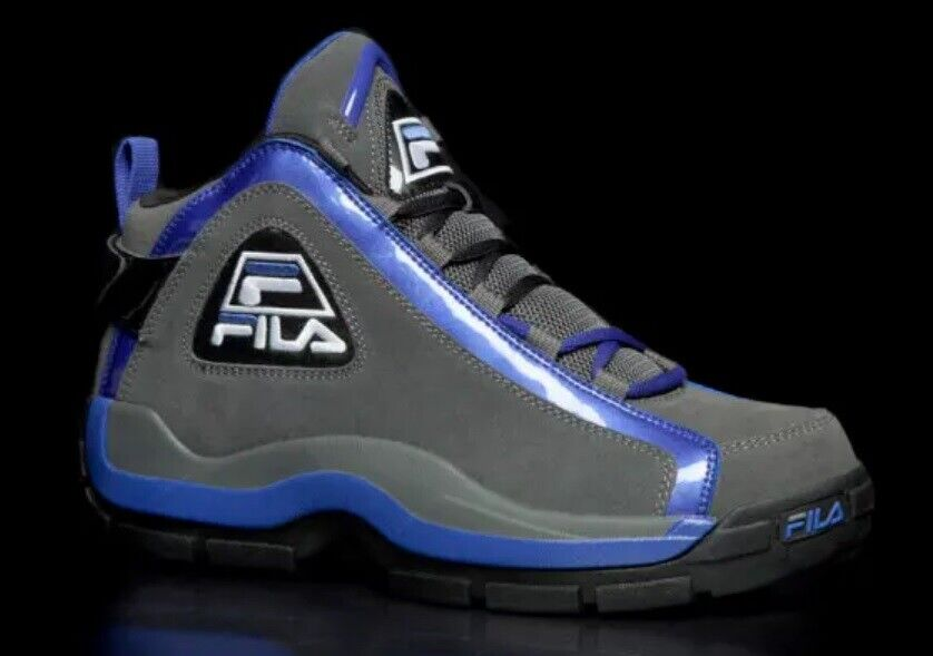 Fila Grant Hill GH II 2 96 Ninety6 Men Size 13 Sacramento Kings Stackhouse
