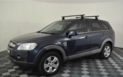 2009 Holden Captiva LX Automatic SUV Wahroonga Ku-ring-gai Area Preview