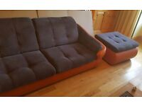 NEW !!! SOFA AND PUF SOFA PUF