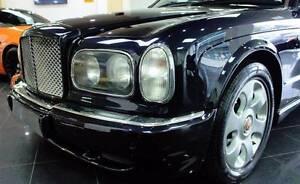 2003 Bentley Arnage Sedan Limousine car Auto V8 Twin Turbo 6.75 L Sydney City Inner Sydney Preview