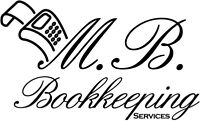 M B Bookkeeping Services is seeking new clients
