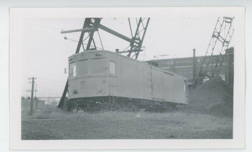 1930s Fostoria & Fremont Railway #150 Streetcar Interurban Line Track Work Car