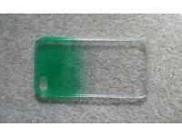 IPhone 4s Raindrop Case (Green)