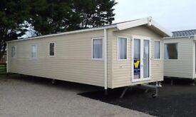 Willerby Peppy II Brand New 2017 caravan - sited in North Wales