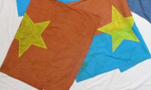 FLAG - VC NORTH VIETNAM , Battle Flag ,VIETCONG FLAG