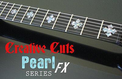 Sports & Entertainment Guitar Fingerboard Sticker 0.04mm Premium Electric Guitar Fretboard Decals Fingerboard Sticker Guitar Parts Accessories