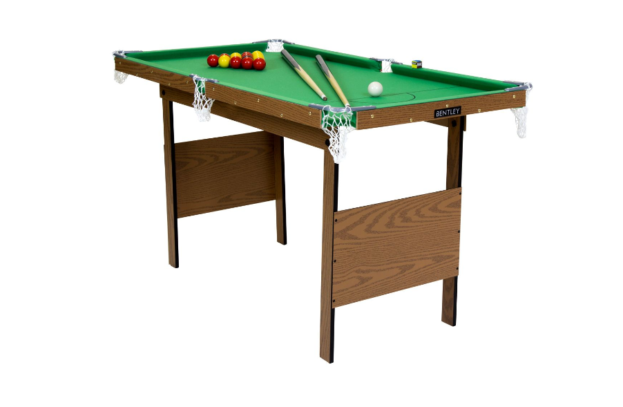 Bentley Junior 4ft Pool Table Blue - failed delivery, courier returned