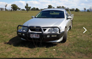 WANTED to BUY.  Driver's seat and Bullbar Tin Can Bay Gympie Area Preview