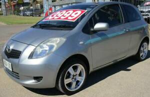 2007 Toyota YR Yaris Lonsdale Morphett Vale Area Preview