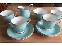 Roslyn Fine Bone China Tea Set