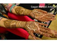 Professional Bridal Henna/Mehndi Artist based in Birmingham