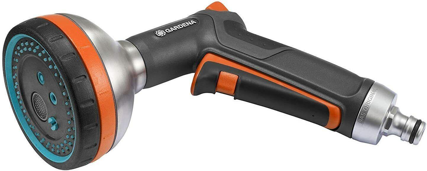 GARDENA Premium Multi Sprayer 18317-20 five spray patterns f