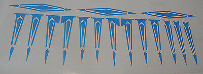 Stencil set repaint prewar frame forks on Schwinn Model C 1930s vintage restore