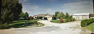 BEAUTIFUL HOME WITH LARGE SHOP, 1.2 ACRES