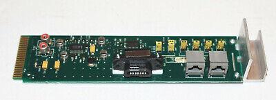 Circuit Module Board Bln6755c Ham Communication Rack - Motorola Radio Centracom
