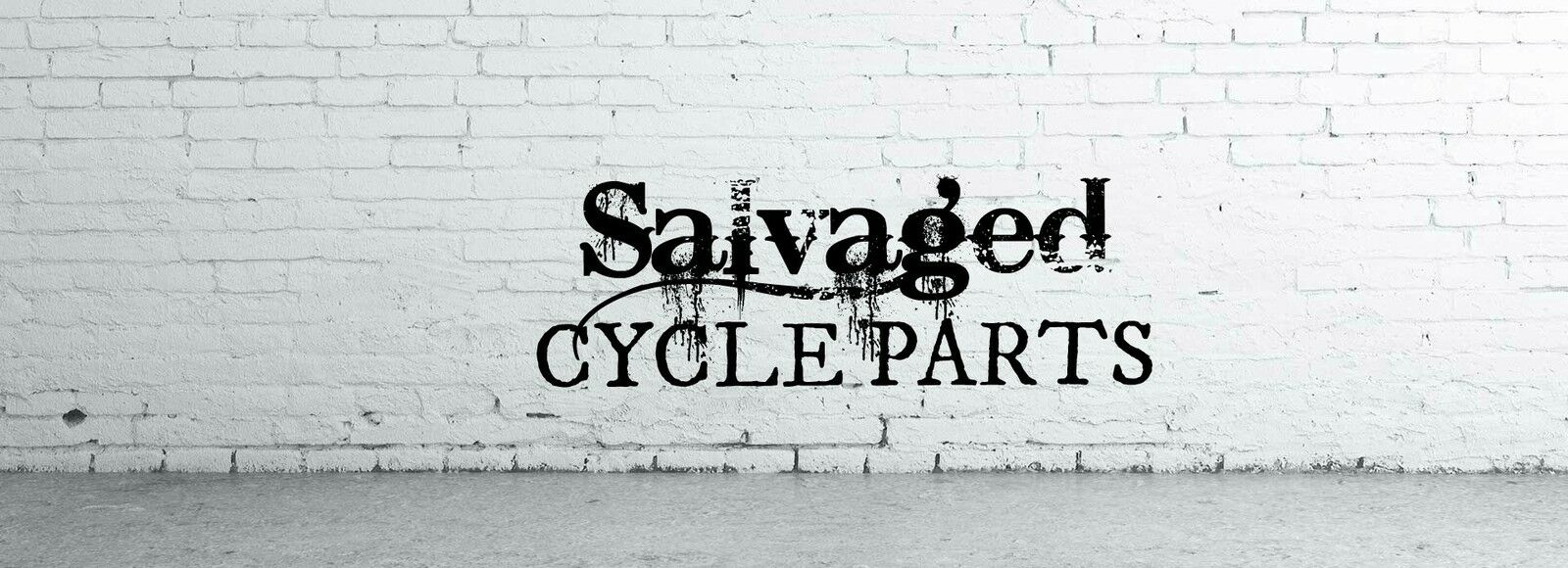 Salvaged Cycle Parts