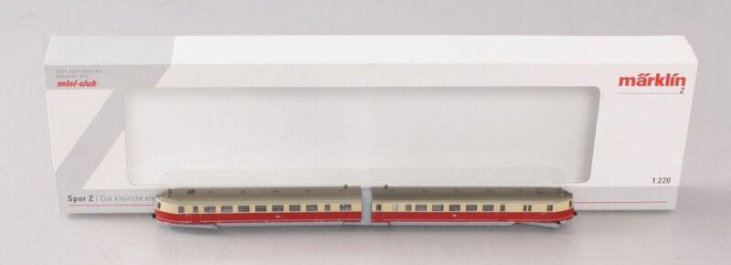 Marklin 88874 Z German Powered Salon Rail Car SVT 137 of the DR NIB
