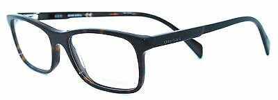 DIESEL DL5170 052 53/17 New TORTOISE Authentic MEN Designer EYEGLASSES Frame