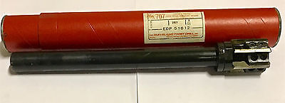 Cleveland Twist 1-916 Adjustable Chucking Reamer Carbide Tipped Usa Made
