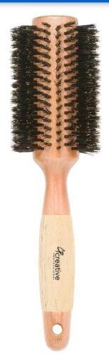 Creative Classic Round Boar Bristle Hair Brush CR4XXXMBX