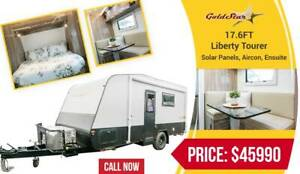 17.6ft Goldstar RV Semi Off Road w/ Full Ensuite(Finance from $160pw*) Pimpama Gold Coast North Preview