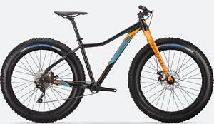 Devinci Minus RS Demo fatbike size Large 2017