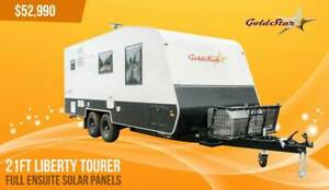 21FT GoldStar RV Liberty Tourer  (Finance from $184pw*) Pimpama Gold Coast North Preview