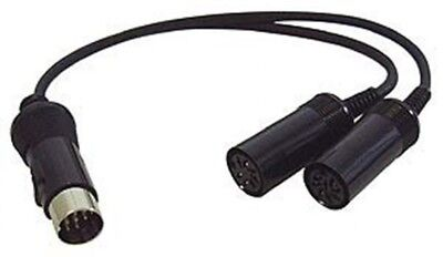 NEW ICOM OPC-599 Conversion Cable ACC 13Pin to 8Pin + 7Pin for IC-706MK2G JAPAN