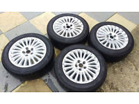 RAPID TYRE TIRES - 205 / 55 / R16 - P609 - 91V - USED (4x)