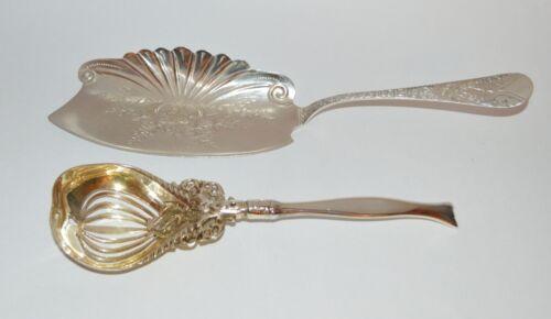Sterling Silver  Serving Set