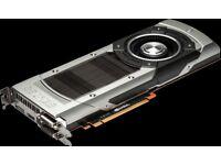 DELL 7DGG0 GeForce GTX 780 3GB 384-bit GDDR5 PCI Express 3.0 SLI Support Video Card