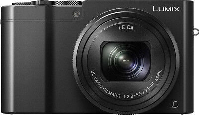 Panasonic Lumix ZS100 20.1 Megapixel Bridge Camera - Black -