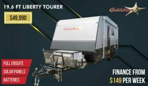 19.6FT Goldstar RV-Fully setup for free camping (Finance from $174pw*) Pimpama Gold Coast North Preview