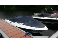 Regal 18ft speedboat 68 hrs